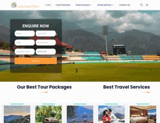 indiatravelsonline.com screenshot