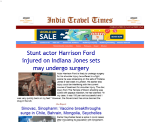 indiatraveltimes.com screenshot