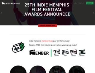 indiememphis.com screenshot