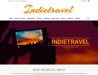 indietravel.net screenshot