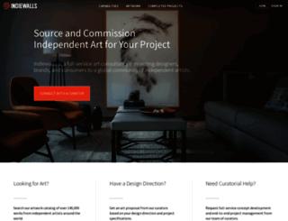 indiewalls.com screenshot