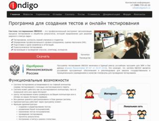 indigotech.ru screenshot