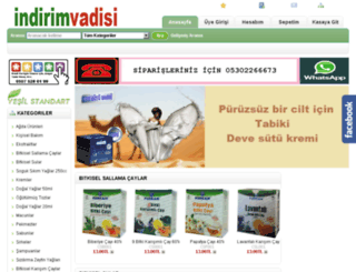 indirimvadisi.com screenshot