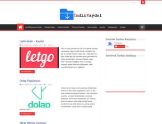 indirkaydol.com screenshot