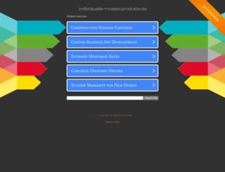 individuelle-massenprodukte.de screenshot