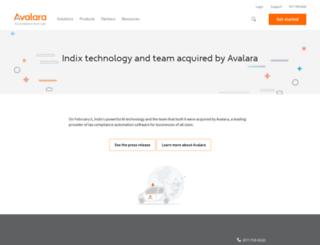 indix.com screenshot