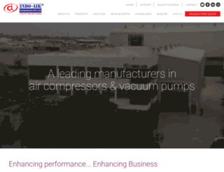 indoair.com screenshot