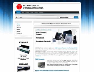 indocommco.com screenshot