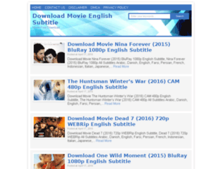 indofilmgratis.com screenshot
