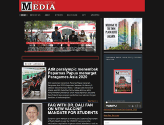 indonesiamedia.com screenshot