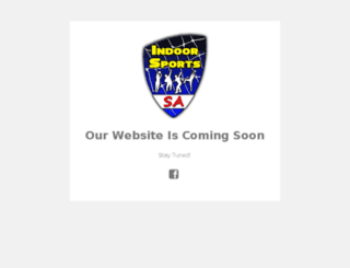 indoorsportssa.com.au screenshot