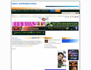 indosupranatural.blogspot.com screenshot