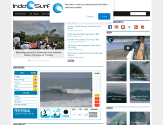indosurflife.com screenshot