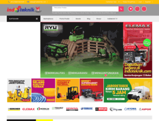 indoteknik.com screenshot