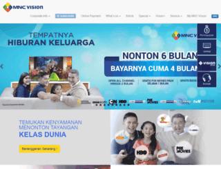 indovision.tv screenshot