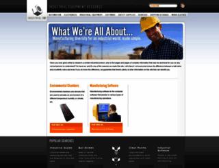 industrial101.com screenshot