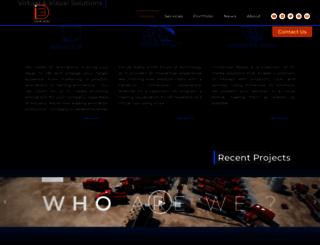 industrial3d.com screenshot