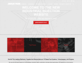 industrialinjection.com screenshot