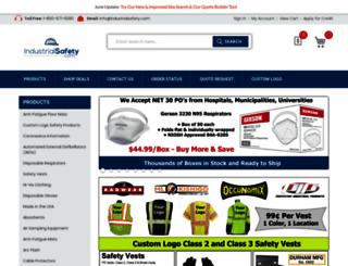 industrialsafety.com screenshot