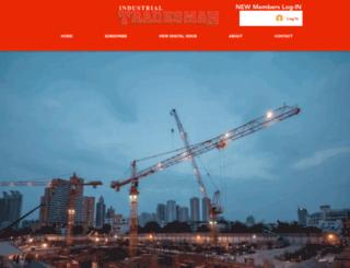 industrialtradesman.com screenshot