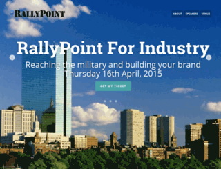 industry.rallypoint.com screenshot