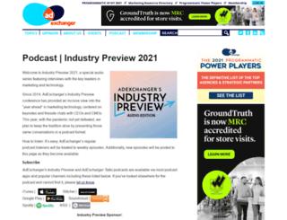 industrypreview.com screenshot