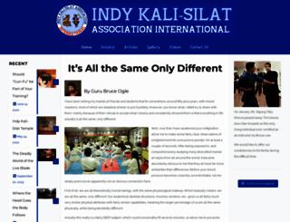 indykalisilat.com screenshot
