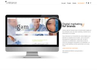 ineance.com screenshot
