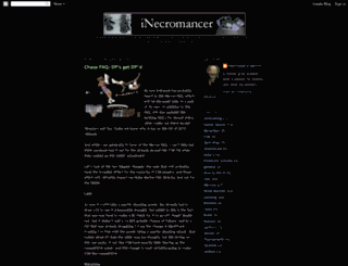 inecromancer.blogspot.com screenshot