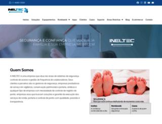 ineltec.com.br screenshot