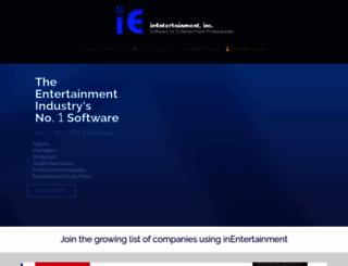 inentertainment.com screenshot
