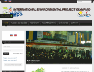 inepo-euroasia.com screenshot