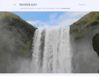 inesinesperado.blogspot.pt screenshot