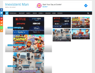 inexistentman.net screenshot