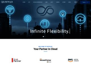 infiflex.com screenshot