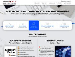 infinite-usa.com screenshot
