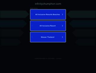 infinitychumphon.com screenshot