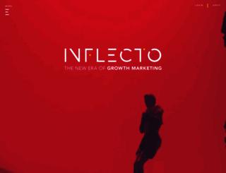 inflectomedia.com screenshot