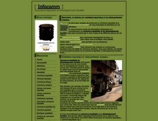 info-commerce-equitable.com screenshot