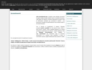 info-investimenti.com screenshot