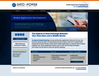 info-power.net screenshot