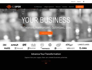 info.amberroad.com screenshot