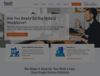info.cbeyond.com screenshot