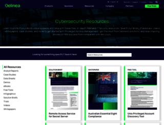 info.centrify.com screenshot