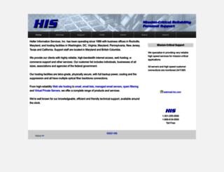 info.his.com screenshot