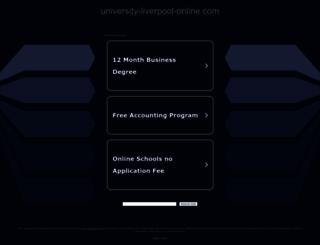 info.university-liverpool-online.com screenshot