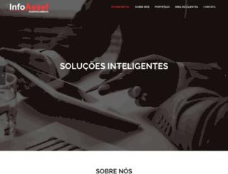 infoassef.com.br screenshot