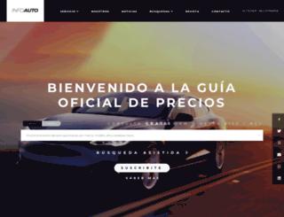 infoauto.com.ar screenshot