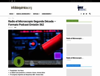 infobioquimica.com screenshot