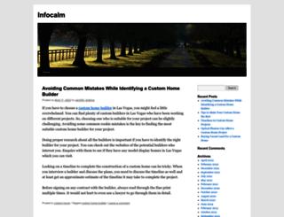 infocalm.com screenshot